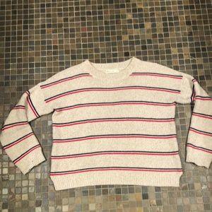 Marine Layer lightweight striped sweater